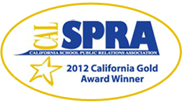 CalSPRA 2012 California Gold award winner