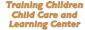 Training Children Child Care Center